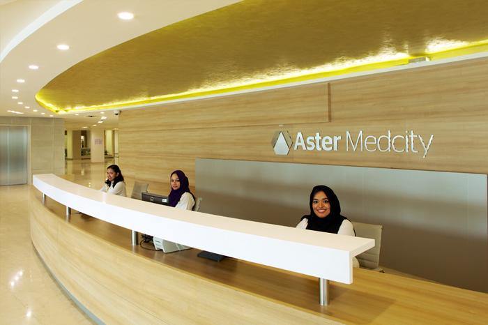 Aster-medcity